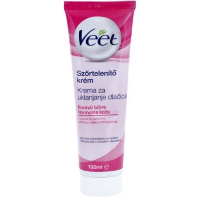 Enthaarungscreme Für normale Haut