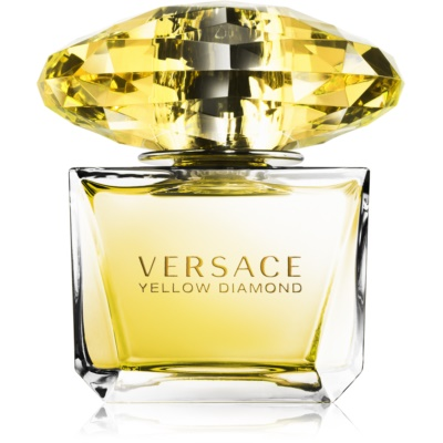 Versace Yellow Diamond Eau de Toillete για γυναίκες