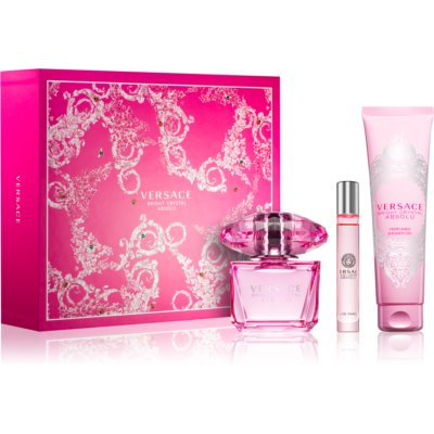 Versace Bright Crystal Absolu Gift Set II.