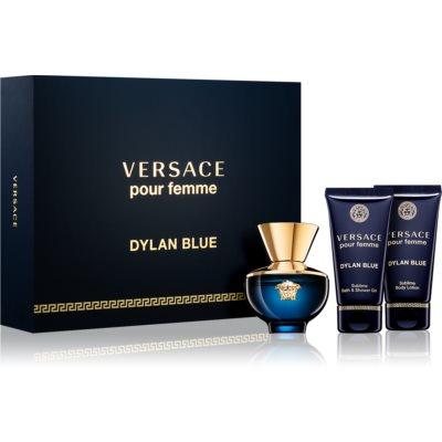 Versace Dylan Blue Pour Femme σετ δώρου I.
