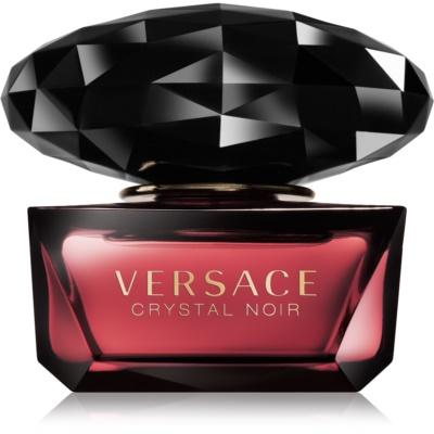 Versace Crystal Noir eau de toilette nőknek