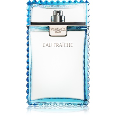 Versace Man Eau Fraîche eau de toilette férfiaknak