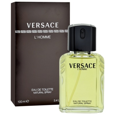 Versace L´Homme Eau de Toilette for Men
