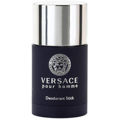 Versace Pour Homme дезодорант-стік для чоловіків 75 мл