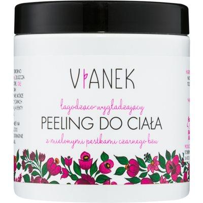 glättendes Body-Peeling mit beruhigender Wirkung