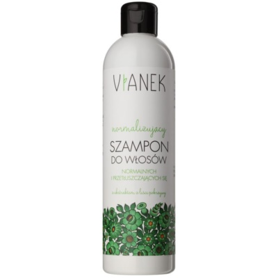 Gentle Shampoo for Everyday Use For Normal To Oily Hair
