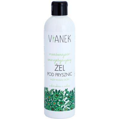 osvěžující sprchový gel s hydratačním účinkem