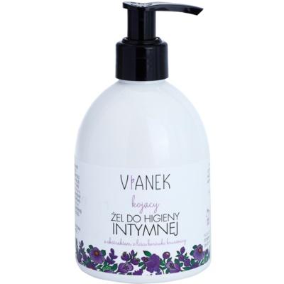 gel na intimní hygienu pro každodenní použití