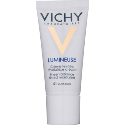 Vichy Lumineuse Brightening Tinted Moisturizer for Normal and Combination Skin