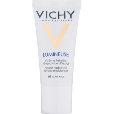 Vichy Lumineuse Radiance Toning Cream For Dry Skin