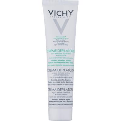 Vichy Dépilatoires crème dépilatoire