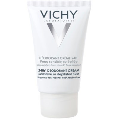 Vichy Deodorant Antiperspirant Cream For Sensitive Skin