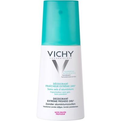 erfrischendes Deodorant-Spray