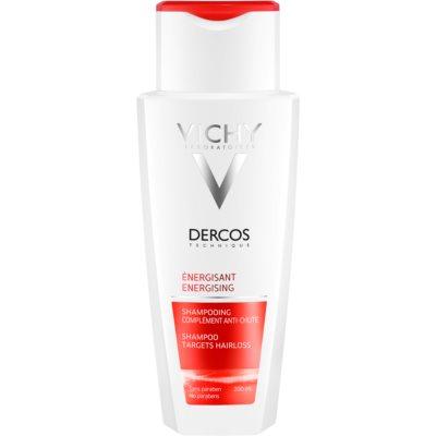 Vichy Dercos Energising erősítő sampon hajhullás ellen