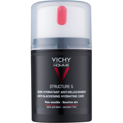 Vichy Homme Structure S krem nawilżający do skóry dojrzałej