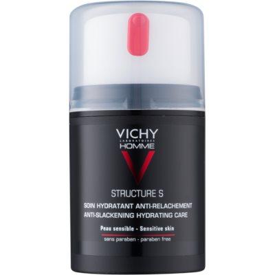 Vichy Homme Structure S хидратиращ крем  за отпусната кожа на лицето