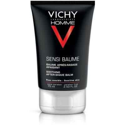 Vichy Homme Sensi-Baume balsam aftershave pentru piele sensibila