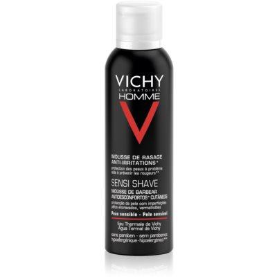 Vichy Homme Anti-Irritation gel de ras pentru piele sensibila si iritabila