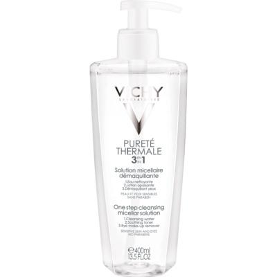 Vichy Pureté Thermale Mizellar-Reinigungswasser 3in1