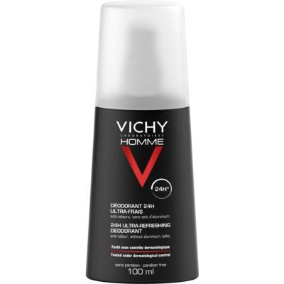 Vichy Homme Deodorant desodorante en spray contra el exceso de sudor