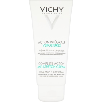 Vichy Action Integrale Vergetures crème corporelle anti-vergetures
