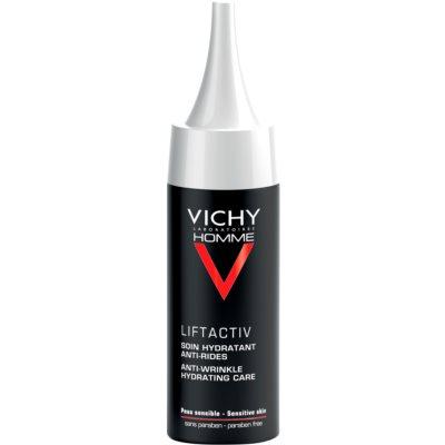 Vichy Homme Liftactiv nawilżający krem przeciw zmarszczkom i oznakom zmęczenia