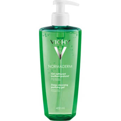 Vichy Normaderm Deep Cleansing Purifying Gel For Sensitive Skin
