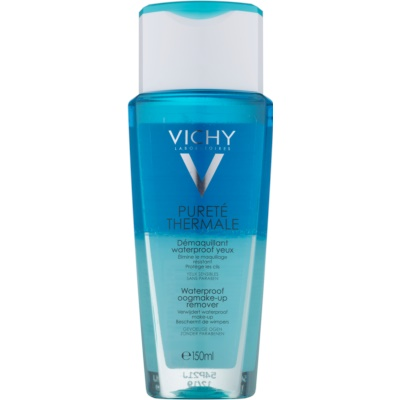 Vichy Pureté Thermale Double Action Make-Up Remover For Sensitive Eyes