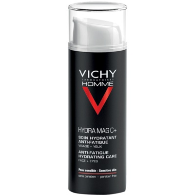 Vichy Homme Hydra-Mag C Moisturising Anti-Fatigue Eye and Face Treatment