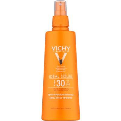 spray protector con efecto hidratante SPF 30
