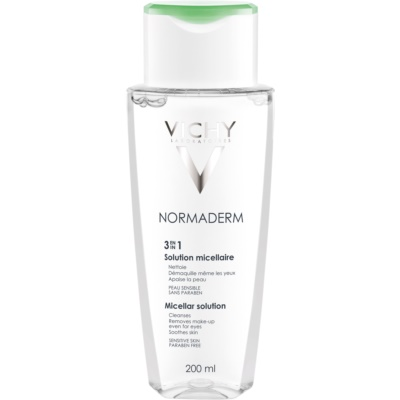 Vichy Normaderm Micellar Cleansing Water For Oily And Problematic Skin