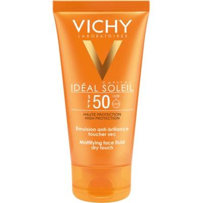 Vichy Capital Soleil fluido facial protetor matificante SPF 50+