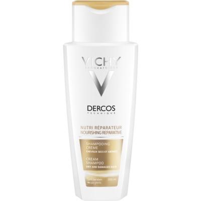 Vichy Dercos Nutri Reparateur shampoing nourrissant pour cheveux secs et abîmés