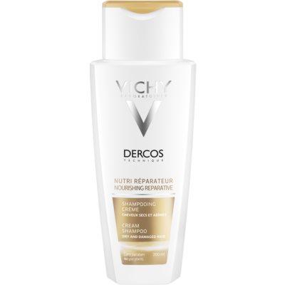 Vichy Dercos Nutri Reparateur Voedende Shampoo  voor Droog en Beschadigd Haar
