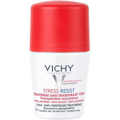 Vichy Deodorant roll-on az erőteljes izzadás ellen
