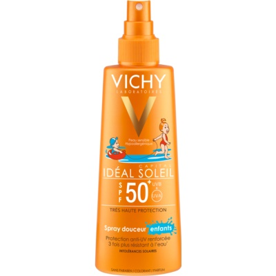 Gentle Protection Spray for Kids SPF 50+