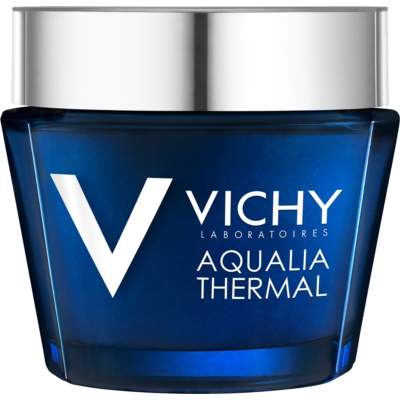 Vichy Aqualia Thermal Spa soin de nuit hydratation intense anti-signes de fatigue