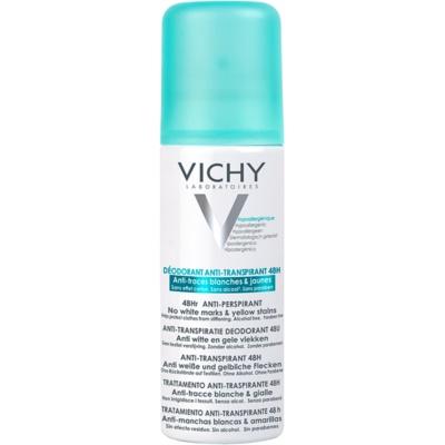 Vichy Deodorant дезодорант против изпотяване срещу бели и жълти петна
