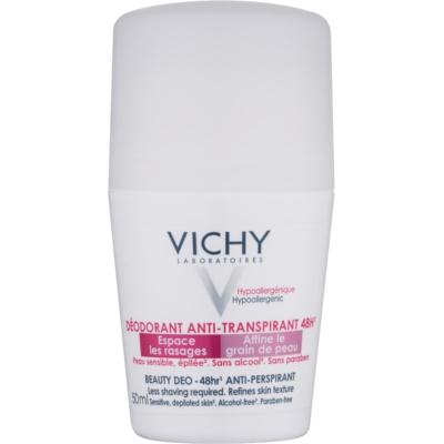 roll-on dezodor korlátozza a szőr növekedését
