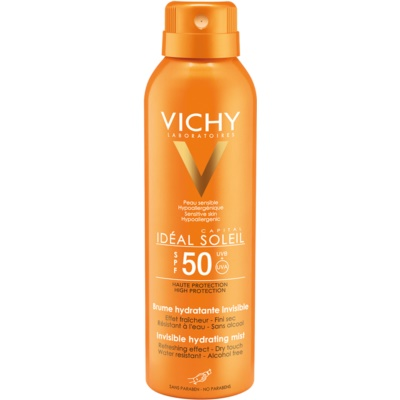 Invisible Hydrating Spray SPF 50
