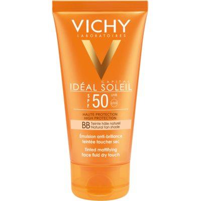 Vichy Idéal Soleil Capital matujący krem BB SPF 50
