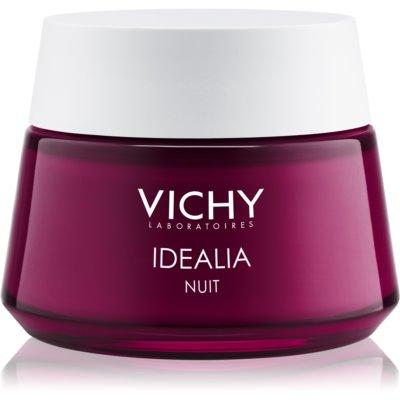 Vichy Idéalia baume de nuit léger régénérant