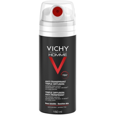 Vichy Homme Deodorant Antitranspirant-Spray 72h
