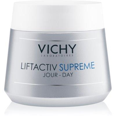 Vichy Liftactiv Supreme nappali liftinges kisimító krém normál és kombinált bőrre