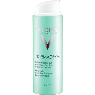 Vichy Normaderm szépítő hidratáló fluid felnőtteknek a bőr tökéletlenségei ellen 24h