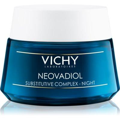 Vichy Neovadiol Compensating Complex crème de nuit remodelante effet instantané pour tous types de peau