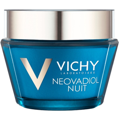 Vichy Neovadiol Compensating Complex éjszakai formázó krém azonnali hatással minden bőrtípusra