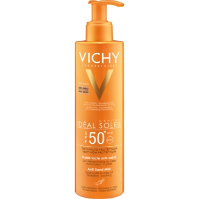 Vichy Idéal Soleil Capital Anti-Sand Sunscreen Lotion SPF 50+