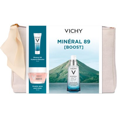 Vichy Minéral 89 coffret VI. para mulheres