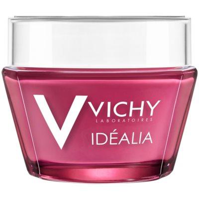 Vichy Idéalia aufhellende und glättende Creme für normale Haut und Mischhaut